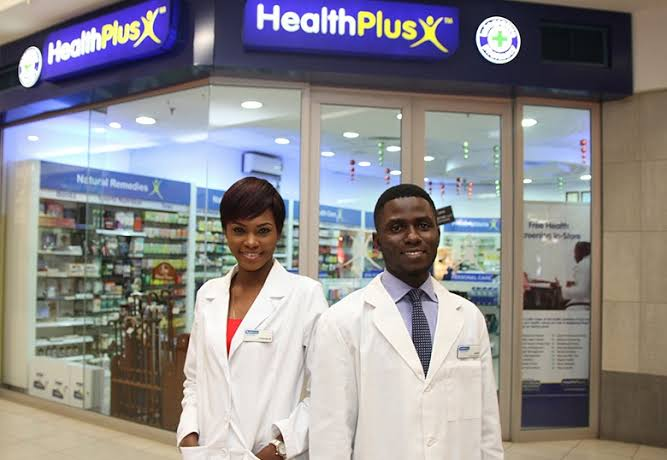 Contact Addresses of Healthplus Pharmacy in Nigeria