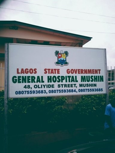 Contact Details of All General Hospitals in Lagos