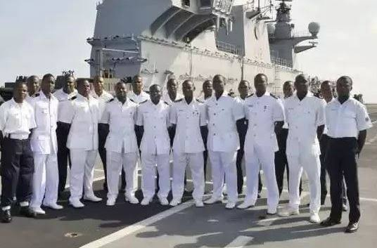 Nigerian Navy: Naval Command Bases in Nigeria