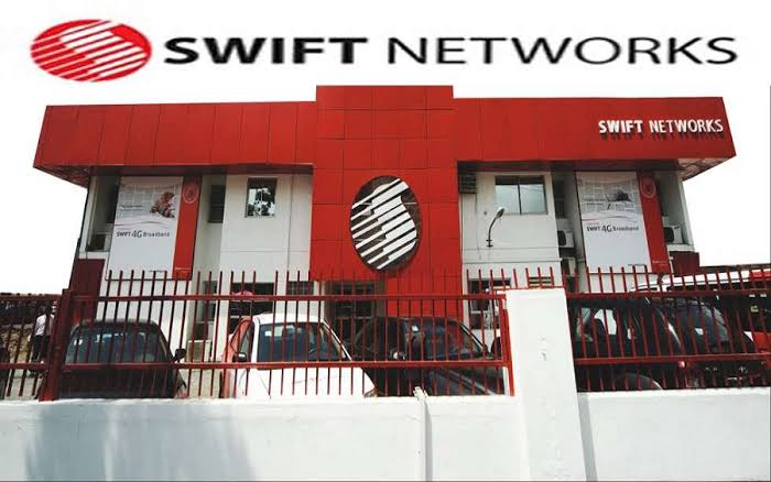 Addresses of Swift 4G LTE Offices & Outlets in Lagos