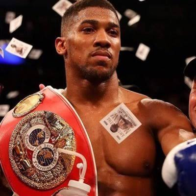 Anthony Joshua Biography, Net Worth, Age, Height & More