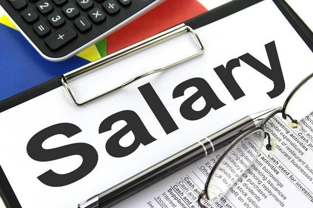 Level 8 Salary Structure in Nigeria Currently