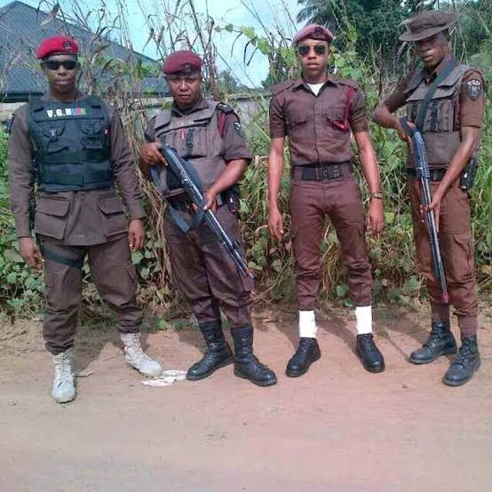 Vigilante Group of Nigeria