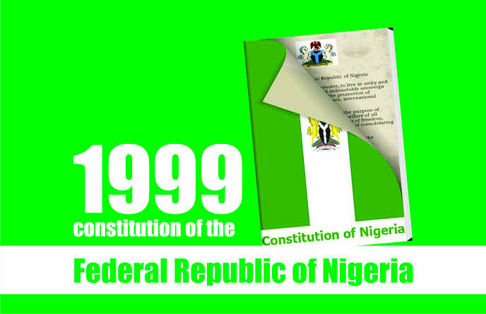 History of The Types of Constitution in Nigeria