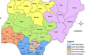List of North-East States in Nigeria