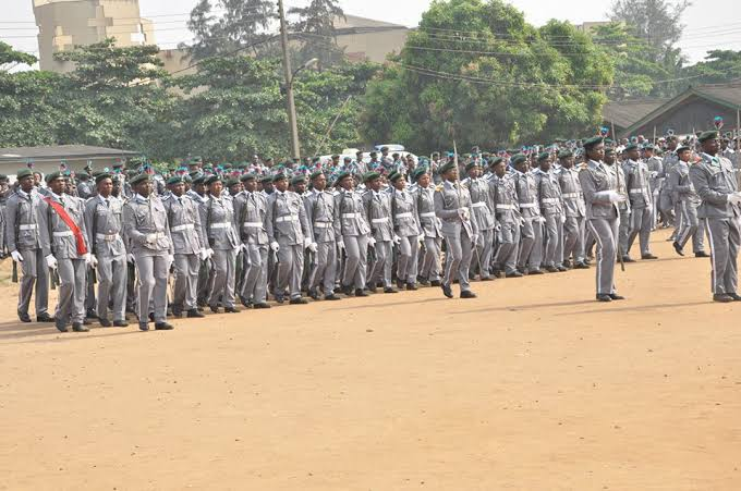 Nigeria Customs Service Ranks and Salary Structure