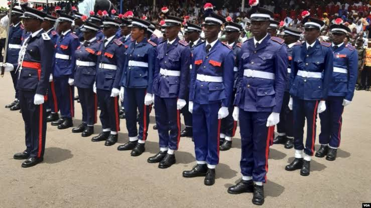 Nigerian Civil Defence Ranks and Salary Structure