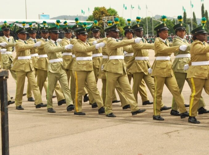 Nigerian Prisons Service Ranks & Salary Structure