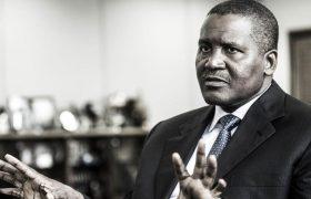 Top 10 Wealthiest Men In Nigeria Currently