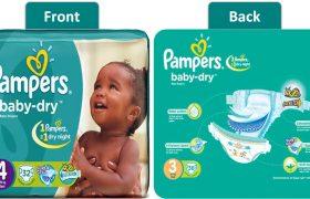 Top 10 Best Baby Diaper Brands In Nigeria