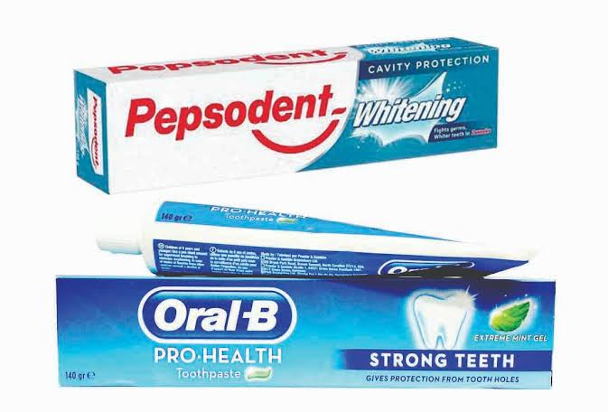 Top 10 Best Toothpaste Brands In Nigeria