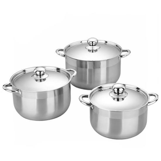 Current Prices Of Cooking Pots In Nigeria