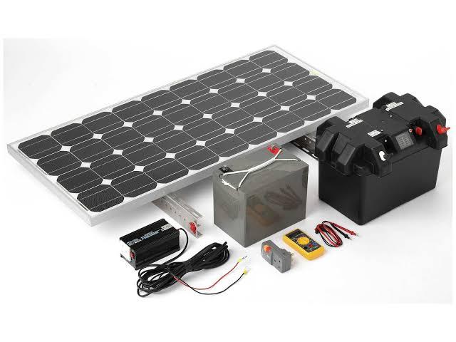 Cost Of Solar Panel & Inverter Installation In Nigeria