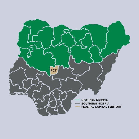 Full List Of All Northern States In Nigeria